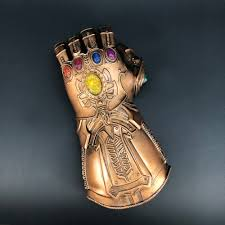<b>Thanos Infinity Gauntlet Avengers</b> Infinity War Gloves Cosplay ...