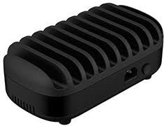 Buy <b>Orico</b> 120W <b>10</b> Port USB Smart Charging Station Black [<b>ORICO</b> ...