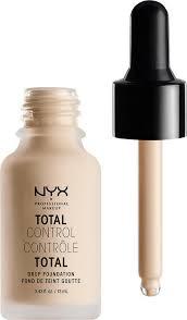 <b>NYX Professional Makeup</b> Total Control Drop Foundation ...