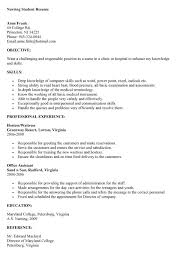 boston medical center nursing resume   sales   nursing   lewesmrsample resume  nursing resume student how to create