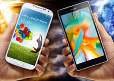 Samsung Galaxy S4 vs. Sony Xperia Z: When worlds collide - page ...