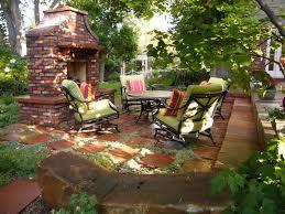 patio garden ideas pinterest