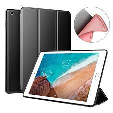 Ultra Thin <b>Magnetic</b> Stand <b>Silicone</b> Soft <b>Cover</b> Smart Case for ...