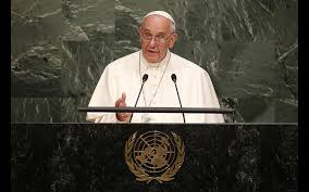Image result for united nations pope images