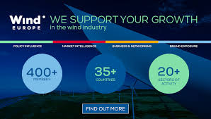 WindEurope - the voice of the <b>wind</b> energy industry