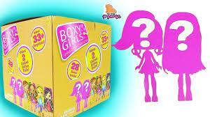 Dress Up ЭКСКЛЮЗИВНЫЕ <b>куклы</b> БОКСИ ГЕРЛЗ <b>BOXY GIRLS</b> ...