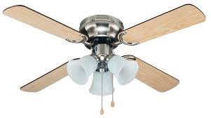 coolbreeze 42in brushed nickel ceiling fan ceiling fan