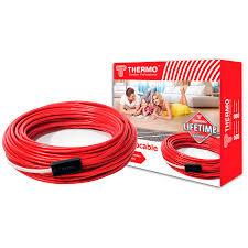<b>Thermo SVK</b>-<b>20</b> (165 Вт, 8 м) — греющий кабель для ...