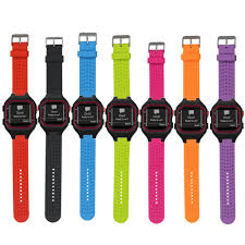 GPS & Running Watches Sporting Goods Replacement <b>Silicone</b> ...