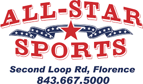 all star sports inc florence sc 29505 yp com easton everlast louisville slugger mizuno new balance rawlings russell russell athletic under armour wilson payment method check cash visa