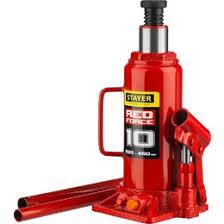 <b>Домкрат гидравлический бутылочный</b> T50, 16т, 228-465мм, <b>ЗУБР</b> ...