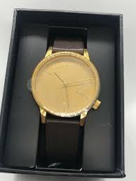 Купить <b>Komono Winston Watch</b> | Gold на eBay.de из Германии с ...
