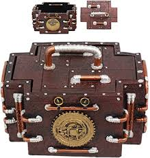 Ebros Vintage Retro Design Steampunk Emergency ... - Amazon.com