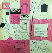 The <b>Red Norvo</b> Trio - <b>Men</b> At Work Vol 2 (1955, Vinyl) | Discogs