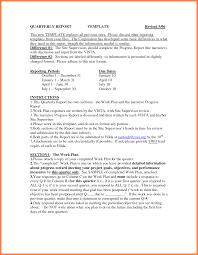business report template marital settlements information 6 business report template