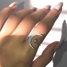 Original fashion trend couple ring <b>simple</b> personality <b>creative</b> ...