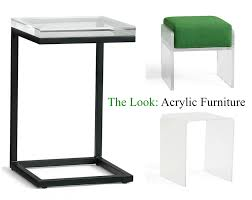 here is a quick primer on what you need to do to make sure your acrylic furniture lasts a lifetime acrilic furniture