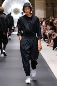 Y-3 <b>Spring</b>/Summer <b>2019</b> | Mans runway collection 2. | Fashion ...