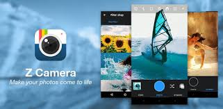 Z Camera - Photo Editor, Beauty Selfie, Collage - Apps on Google Play