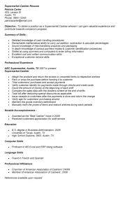 Resume Sample Mcdonalds Cashier Job Description Resume Cashier Job ... ... Resume Sample Cashier Job Description For Resume Sample Mcdonalds Cashier Job Description Resume ...