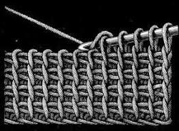 Image result for tunisian crochet