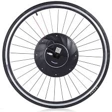 <b>YUNZHILUN 36V</b> - X <b>iMortor</b> 700C Smart Front Electric Bike Wheel ...