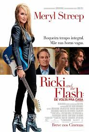 Ricki and the Flash – De Volta pra Casa – Dublado