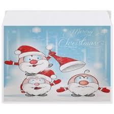 """заказать конверты с необычными принтами """"<b>christmas</b>"""""""