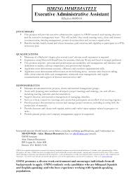 resume administrative assistant skills   uhpy is resume in you sample resume collections for administrative