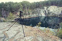 Обзор карбонового <b>штатива</b> для фотоаппарата модели <b>Sirui</b> T ...