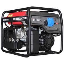 <b>Генератор бензиновый Honda</b> EG5500CXSRG – купить в ...