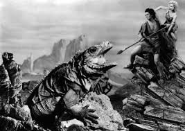 Image result for images of 1940 movie one million b.c.