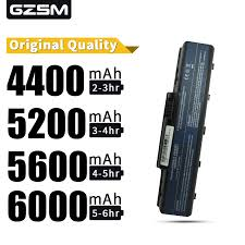 <b>HSW 5200MAH 6cell</b> Laptop Battery For Acer EMACHINES E525 ...