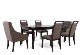seven piece dining set: ashley lanquist seven piece dining set
