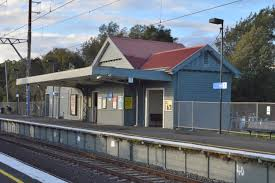 Merri railway station