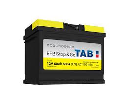 <b>TAB</b> EFB Stop&Go