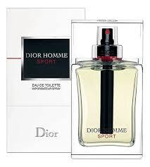 Духи Dior <b>Dior Homme Sport</b> мужские — отзывы и описание ...