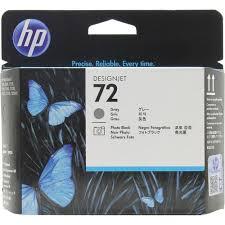 Оригинальная <b>печатающая головка HP</b> C9380A (№72) (серая и ...