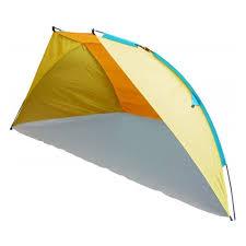 <b>Тент пляжный JUNGLE CAMP</b> Carribean Beach, желтый ...