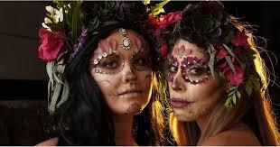 Is <b>Sugar Skull</b> Makeup Offensive? | POPSUGAR Latina