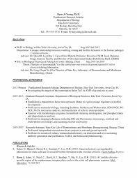 example curriculum vitae biology sample customer service resume example curriculum vitae biology the basics of science cvs a sample research cv skills that you