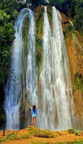 best images about n republic beaches famous el limon waterfall n republic travel guide