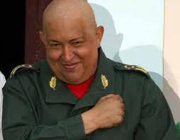 Der Präsident von Venezuela, Hugo Chávez, sagte heute, er wird von Krebs ... - hugo-chavez-cancer1