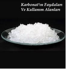 Karbonat nedir nerelerde kullanılabilir