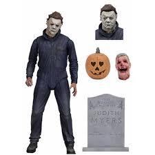 <b>Michael Myers</b> Action Figure, <b>Halloween</b> Action Figure