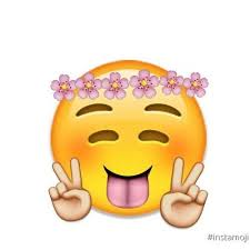 Image result for boho winking sticking tongue out emoji