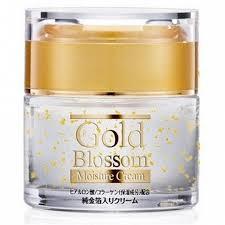 Увлажняющий <b>крем для лица Gold</b> Blossom с золотом ...