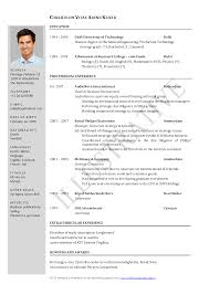 tefl cv examples and advicecv