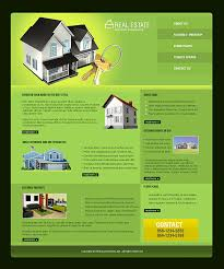 Download web templates for real estate