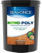 <b>Seal</b> Once Eco Friendly Plus Poly Wood Stain - <b>FREE SHIPPING</b>
